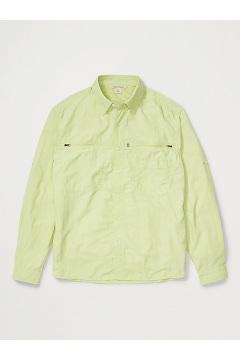 Men's Reef Runner Long-Sleeve Shirt, Margarita, medium