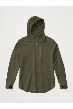 Men's Dorado Hoody, Nori, medium