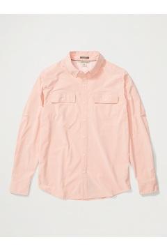 Men's Vizcaino Long-Sleeve Shirt, Clementine, medium