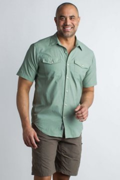 Syros S/S, Dusty Sage, medium