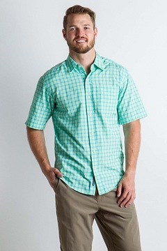Salida Check S/S, Arcadian, medium
