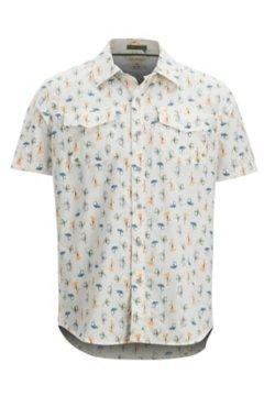 Estacado SS Shirt, Vellum Fly, medium