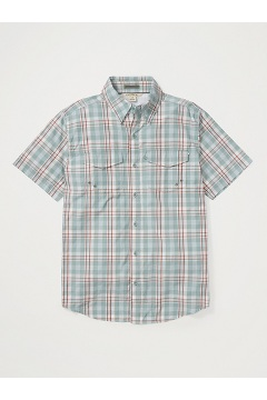Men's Estacado Short-Sleeve Shirt, Bonsai, medium