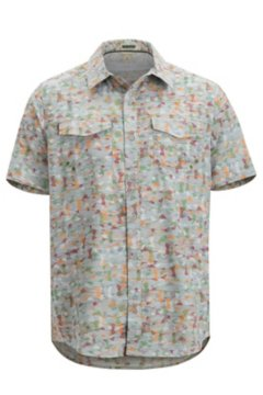 Estacado SS Shirt, Oyster Fishline, medium