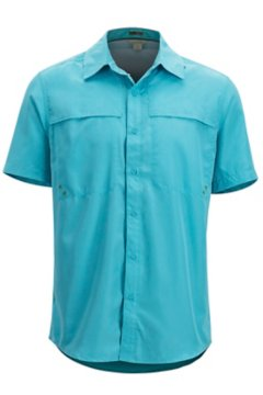 Tellico SS Shirt, Maui, medium