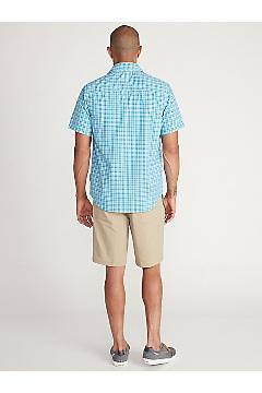 Men's Tellico Short-Sleeve Shirt, Blue Bell, medium