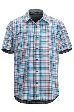 Tellico SS Shirt, Deep Water, medium