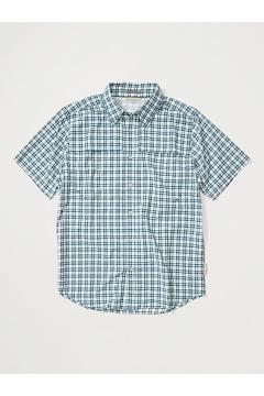 Men's Tellico Short-Sleeve Shirt, Galaxy, medium