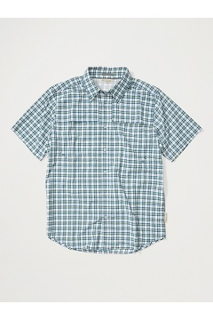 Men's Tellico Short-Sleeve Shirt, Galaxy, medium