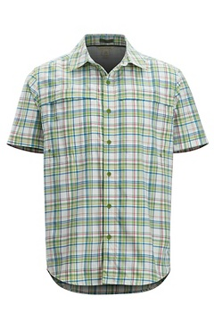 Tellico SS Shirt, Wheatgrass, medium