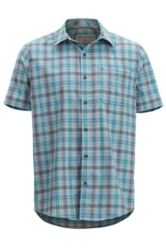 Keats SS Shirt, Air Blue, medium