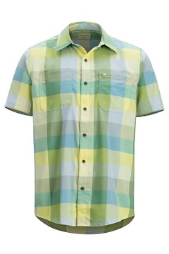 Nantes SS Shirt, Honeydew, medium