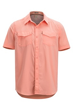 Meramec SS Shirt, Spritzer, medium