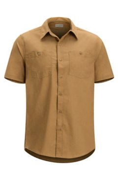 Gaillac SS Shirt, Scotch, medium