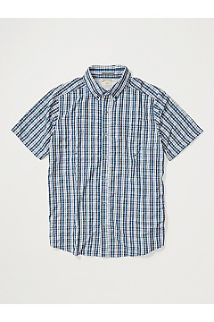 Men's Sailfish Short-Sleeve Shirt, Galaxy, medium