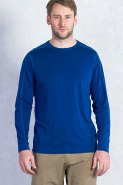 NioClime L/S, Prussian, medium