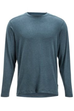 Fraser Crew L/S, Adriatic Heather, medium
