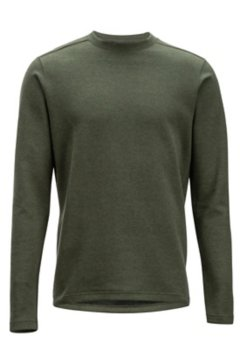 Powell Crew L/S, Nori Heather, medium