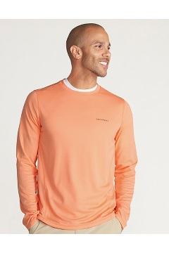 Men's Hyalite Long-Sleeve Shirt, Clementine, medium