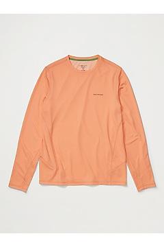 Men's Hyalite Long-Sleeve Shirt, Clementine, medium