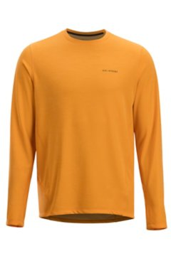 Hyalite LS Shirt, Pale Pumpkin, medium