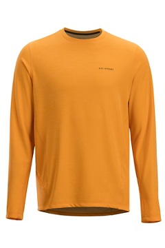 Men's Hyalite Long-Sleeve Shirt, Pale Pumpkin, medium