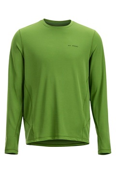 Men's Hyalite Long-Sleeve Shirt, Wheatgrass, medium