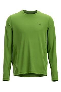 Hyalite LS Shirt, Wheatgrass, medium