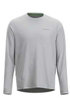 Men's Hyalite Long-Sleeve Shirt, Oyster, medium