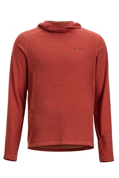 Hyalite Hoody, Retro Red, medium
