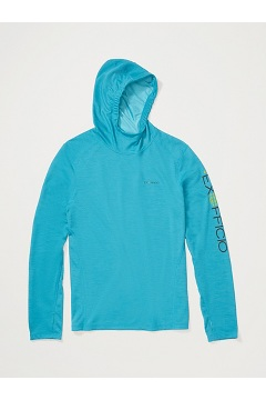 Men's Hyalite Hoody, Algiers Blue, medium
