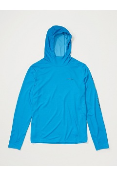 Men's Hyalite Hoody, Clear Blue, medium