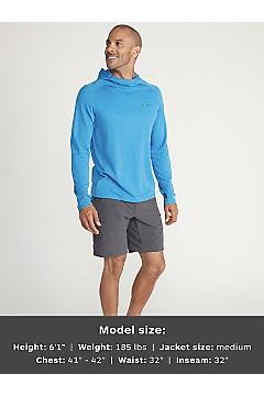 Men's Hyalite Hoody, Clear Blue, medium