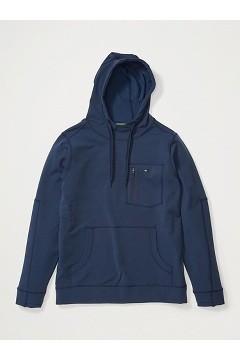 Men's Montauk Hoody, Navy, medium