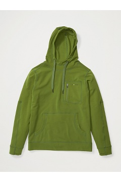 Men's Montauk Hoody, Alpine Green, medium