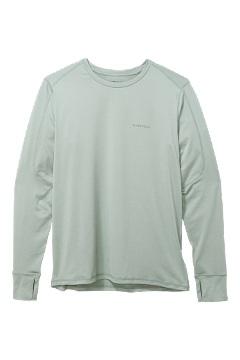 Men's Sol Cool Bayview UPF 50 Long-Sleeve Shirt, Bonsai, medium