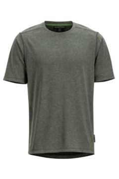Sol Cool Signature Tee, Nori, medium
