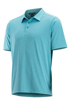 Sol Cool Signature Polo Shirt, Maui, medium