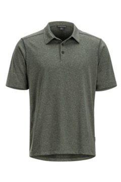 Sol Cool Signature Polo Shirt, Nori, medium