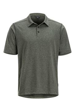 Sol Cool Signature Polo Shirt, Nori, medium