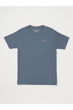 Men's Reel 'Em Short-Sleeve T-Shirt, Navy Heather, medium