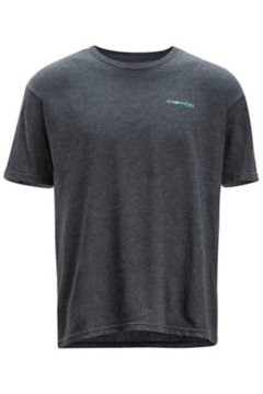 Excusion SS Tee, Charcoal Heather, medium
