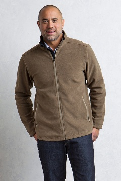 Vergio Full Zip, Walnut, medium