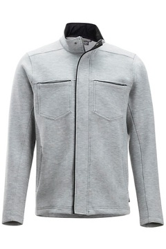 Tofano Full Zip, Cement Heather, medium