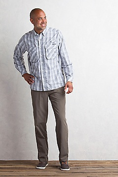 Sol Cool Nomad Pants - Long, Nori, medium