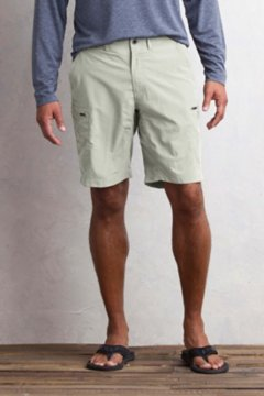 Sol Cool Camino Short 8.5'', Lt Stone, medium