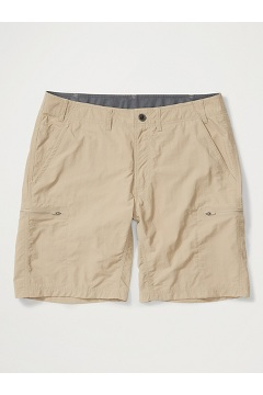 Men's Sol Cool 8.5'' Camino Shorts, Tawny, medium