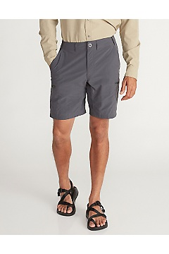 Men's Sol Cool 8.5'' Camino Shorts, Dark Steel, medium