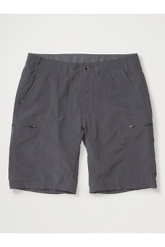 Men's Sol Cool 10'' Camino Shorts, Dark Steel, medium