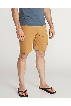 Men's Amphi Shorts, Scotch, medium